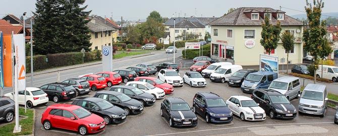 Autohaus Reibersdorfer - Ihr Partner für´s Auto - Braunau Mattighofen Obertrum - VW Händler -Audi Händler