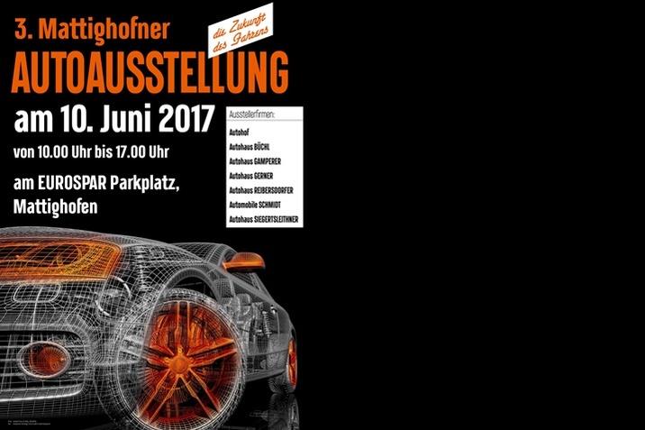 3. Mattighofener Autoausstellung